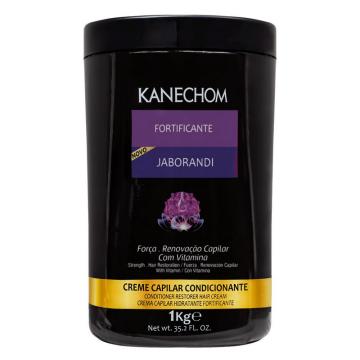 45661 Creme Capilar Condicionante Fortificante Jaborandi Kanechom 1kg