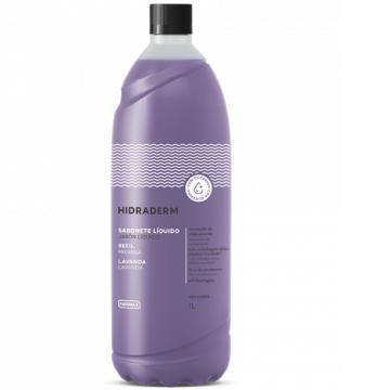 215573 Sabonete Líquido Farmax Lavanda Refil Hidraderm 1l