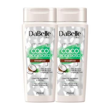 666293 Kit Shampoo e Condicionador Coco Poderoso DaBelle