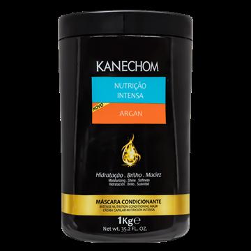 409663 Creme de Tratamento Kanechom Argan Nutrição Intensa Condicionante 1kg