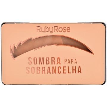 534854 Sombra para Sobrancelhas Caramel 2 Ruby Rose