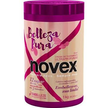 103319 Creme de Tratamento Novex Belleza Pura Ultraprofundo Embelleze 1kg