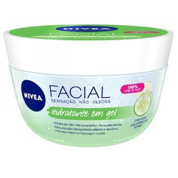398004 Hidratante Nívea Facial em Gel Fresh 100g