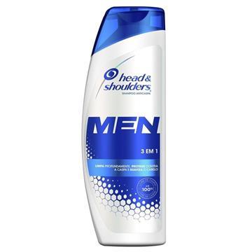 865393 Shampoo Men 3 em 1 Head Shoulders 200ml