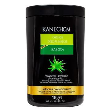 406662 Creme de Tratamento Kanechom Babosa Condicionante Cachos Disciplinados 1kg