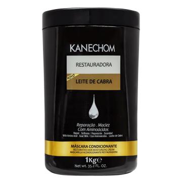 455660 Máscara Condicionante Restauradora Leite de Cabra Kanechom 1kg