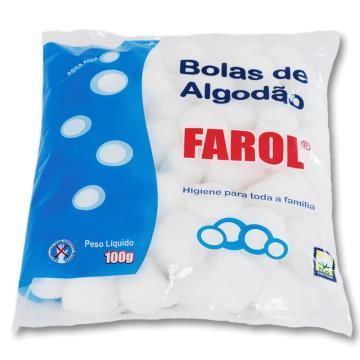 121008 Algodão Farol Bolas 100g