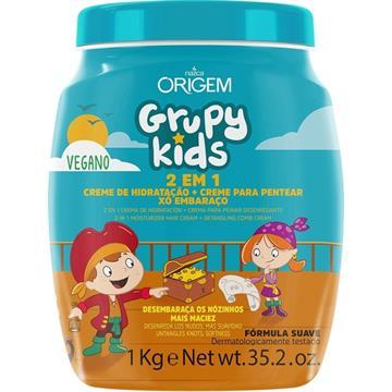 871535 Creme Origem Hidratação + Creme de Pentear Grupy Kids 1kg