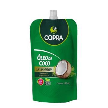 81336 Óleo de Coco Extravirgem Refil Copra 100ml