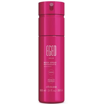 23458 Egeo Dolce Boticário Desodorante Regular 100ml