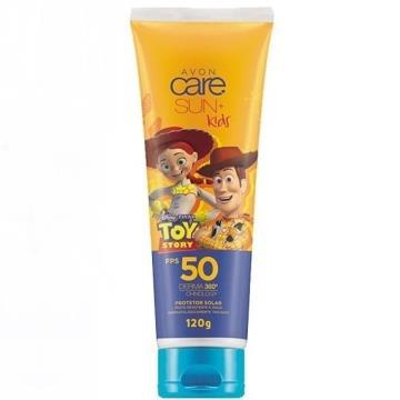 501133 Protetor Solar Kids Sun FPS 50 Avon 120g