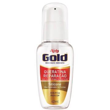 716781 Reparador de Pontas Queratina Reparação Niely Gold 42ml