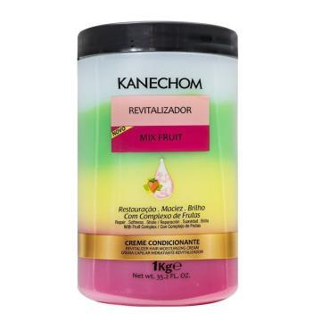 65669 Creme Condicionante Revitalizador Mix Fruit Kanechom 1kg