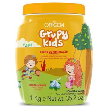 871597 Creme de Hidratação Origem Grupy Kids Adeus Frizz 1kg