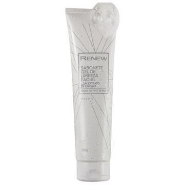 500157 Gel de Limpeza Renew Perfect Cleanser Avon 150g