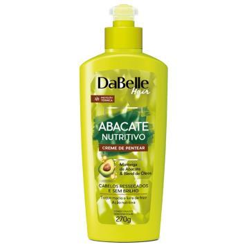 666996 Creme para Pentear DaBelle Abacate Nutritivo 270g