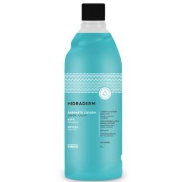 210011 Sabonete Líquido Farmax Erva Doce Refil Hidraderm 1 Litro
