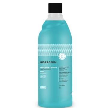 209930 Sabonete Líquido Hidraderm Neutro Refil Farmax 500ml