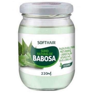 143069 Sumo Natural de Babosa Soft Hair 220ml