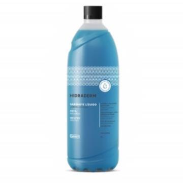 209985 Sabonete Líquido Farmax Neutro Refil Hidraderm 1 Litro