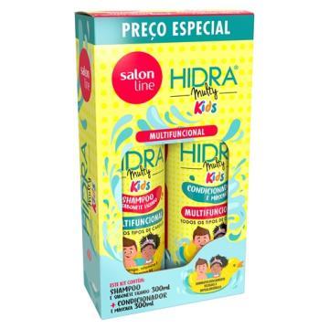 957350 Shampoo e Condicionador Salon Line Kids Hidra