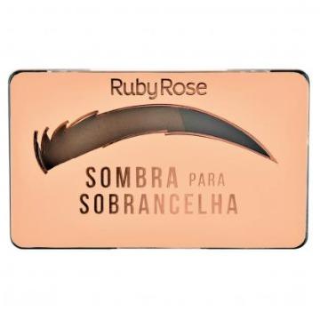 534878 Sombra para Sobrancelhas Ebony 4 Ruby Rose