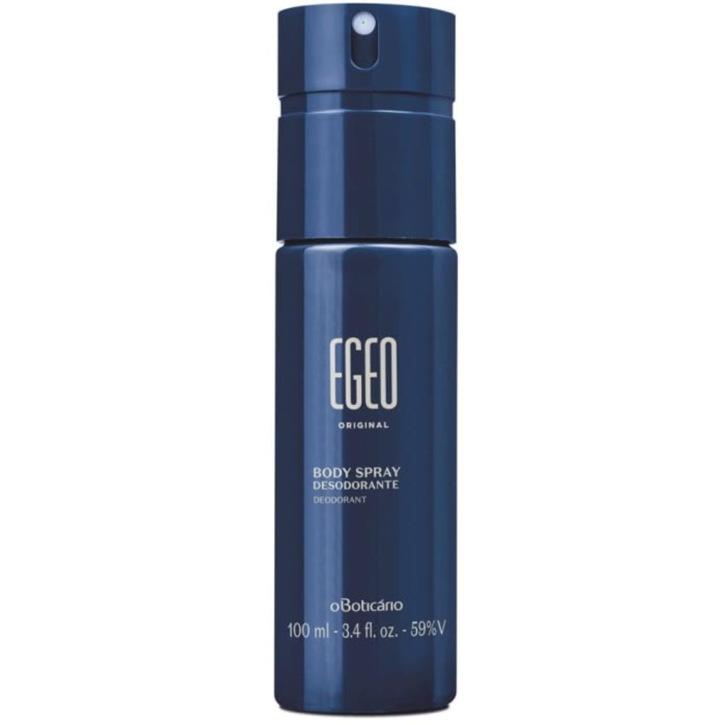 23459 Egeo Original Boticário Desodorante Spray Regular 100ml