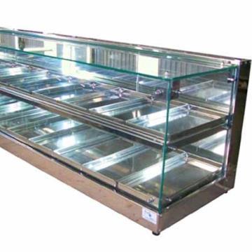 Estufa aquecida 100x30x50cm