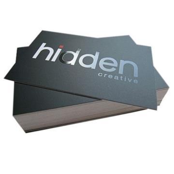 1000 Cartões - 4/0 - 9x5 cm - Duodesign 250 G/m² - Laminação Fosca 1/1  e UV Localizado 1/1