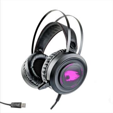 Fone de Ouvido G-Fire EPH710 RGB LED USB