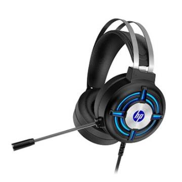 Fone de Ouvido HP Gaming Headset H120 50mm P2/USB