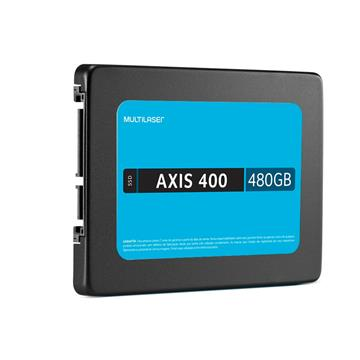 SSD 480GB Multilaser AXIS 400