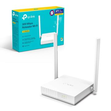 Roteador Wireless TP-Link TL-WR829N 300Mbps 5dBi 2 antenas