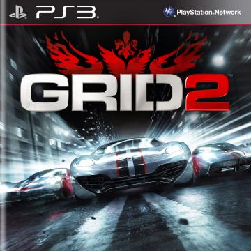 Grid 2 PS3 BLUS31055L [Usado]