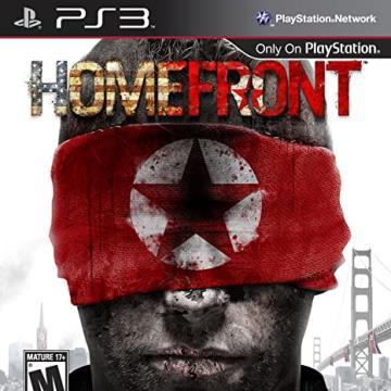 Homefront PS3 BLUS30530 [Usado]