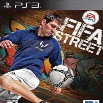 Fifa Street PS3 BCUS98107 [Usado]