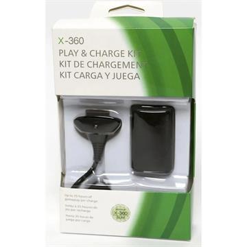 Carregador Bateria Xtrad Xbox 360 4800mAh XD543