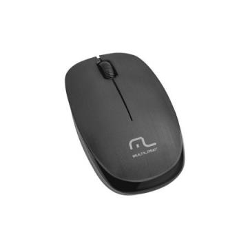 Mouse Wireless Multilaser MO251 Preto