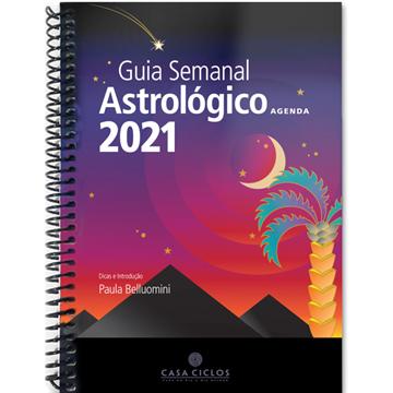2021 Guia Semanal Astrológico - agenda