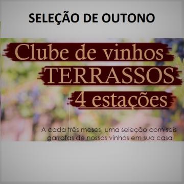 Seleção de Outono - Para amantes de vinho suave