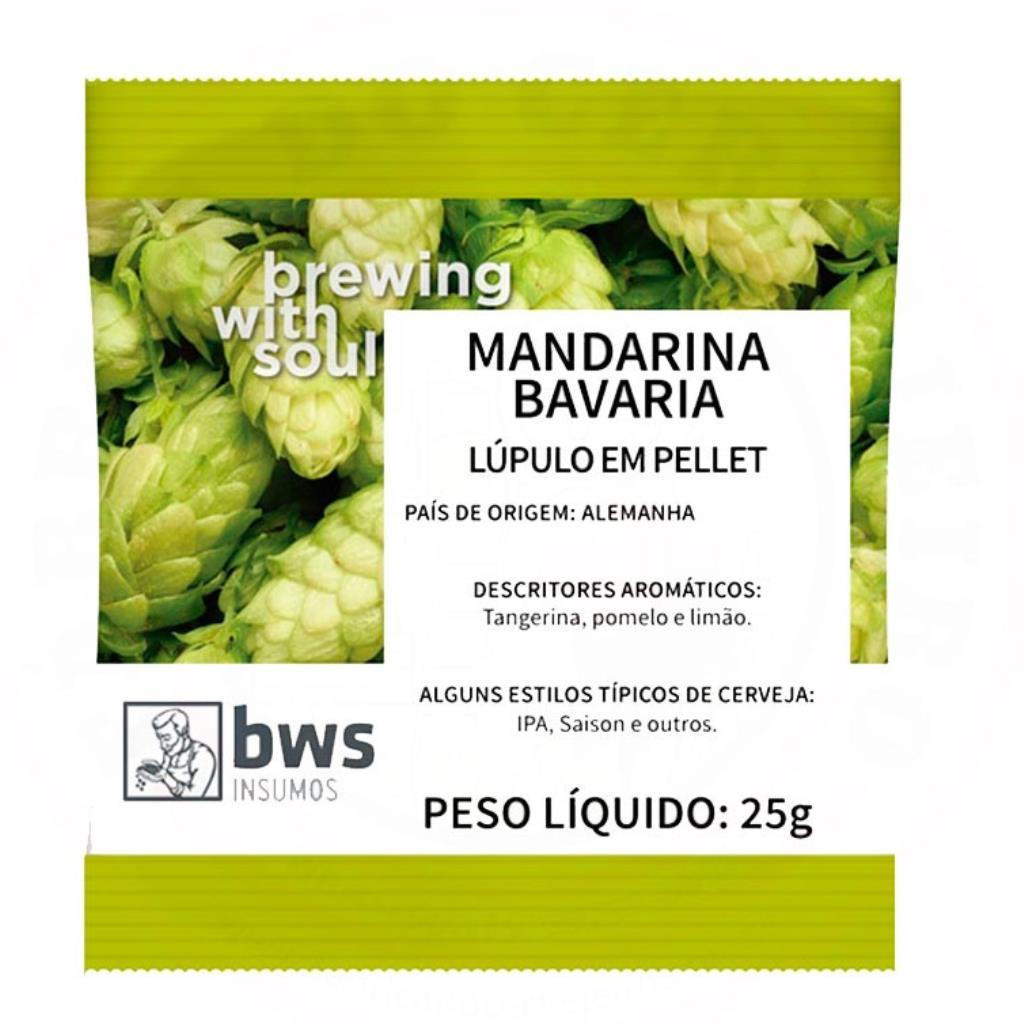 LUPULO MANDARINA BWS 25G