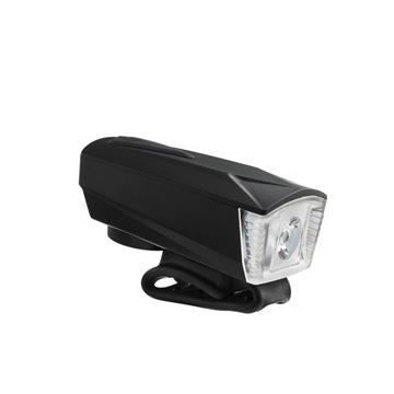 Farol Dianteiro 190L 1200 mAh USB Preto Multilaser/Atrio - BI184