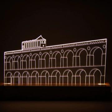 Luminária Arcos da Lapa - Oficina 021