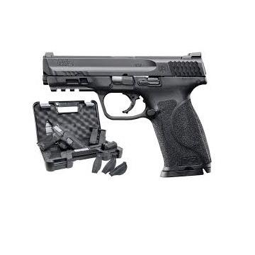 Pistola Smith & Wesson M&P9 M2.0 LE Cal. 9mm Oxidada - 17 Tiros