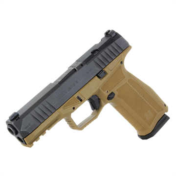 AREX DELTA 9MM LUGER FDE