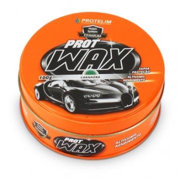 Prot Wax Cera Cristalizadora - 100g - Protelim