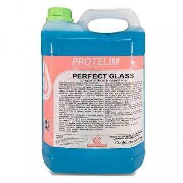 PROTELIM PERFECT GLASS 5L - LIMPA VIDROS E ESPELHOS