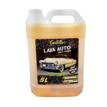 Lava Auto com Cera High Shine Cadillac 5L