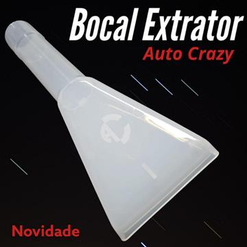 BOCAL EXTRATOR AUTO CRAZY