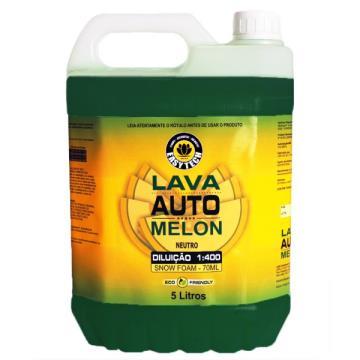 MELON Shampoo Automotivo (SUPER CONCENTRADO) EasyTech (5 LITROS)